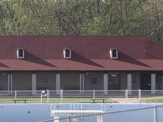 From 2000: The Camp Dodge pool in Johnston, one of the world's largest outdoor filtered pools, was built 1922 and could  hold up to 2,000 swimmers.
