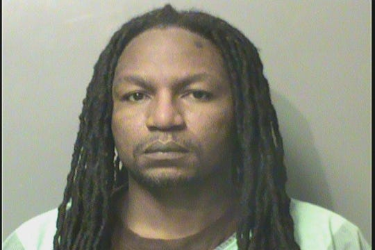 Demetrius Elishakim Jefferson, 40, is facing multiple drug-related charges.