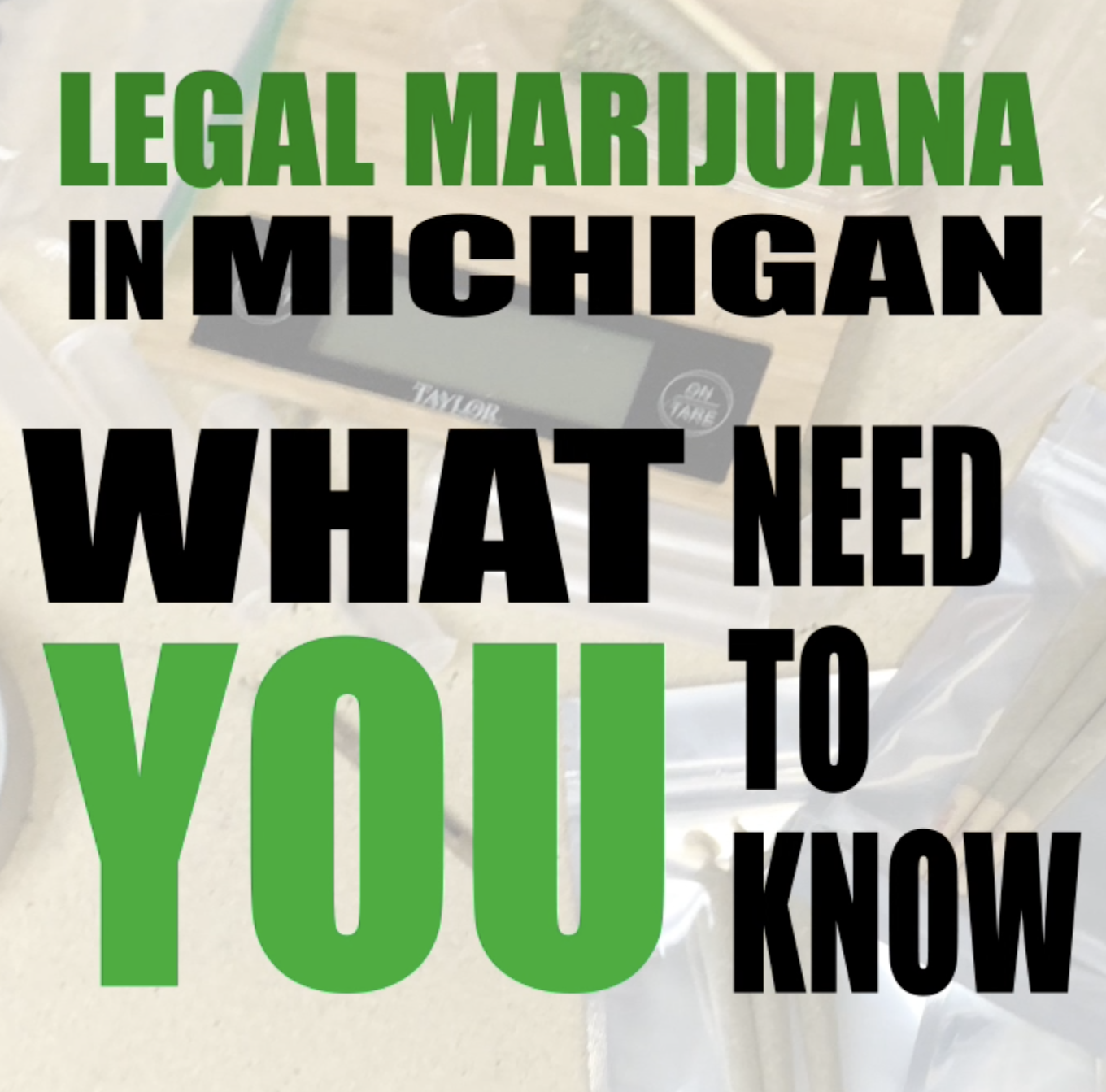 What you need to know about legalized marijuana in Michigan | Thompson