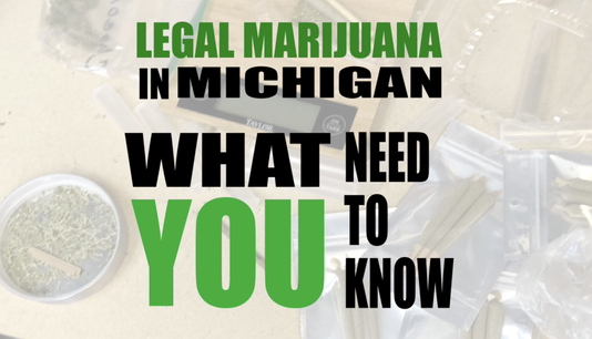 What you should know about recreational marijuana in Michigan