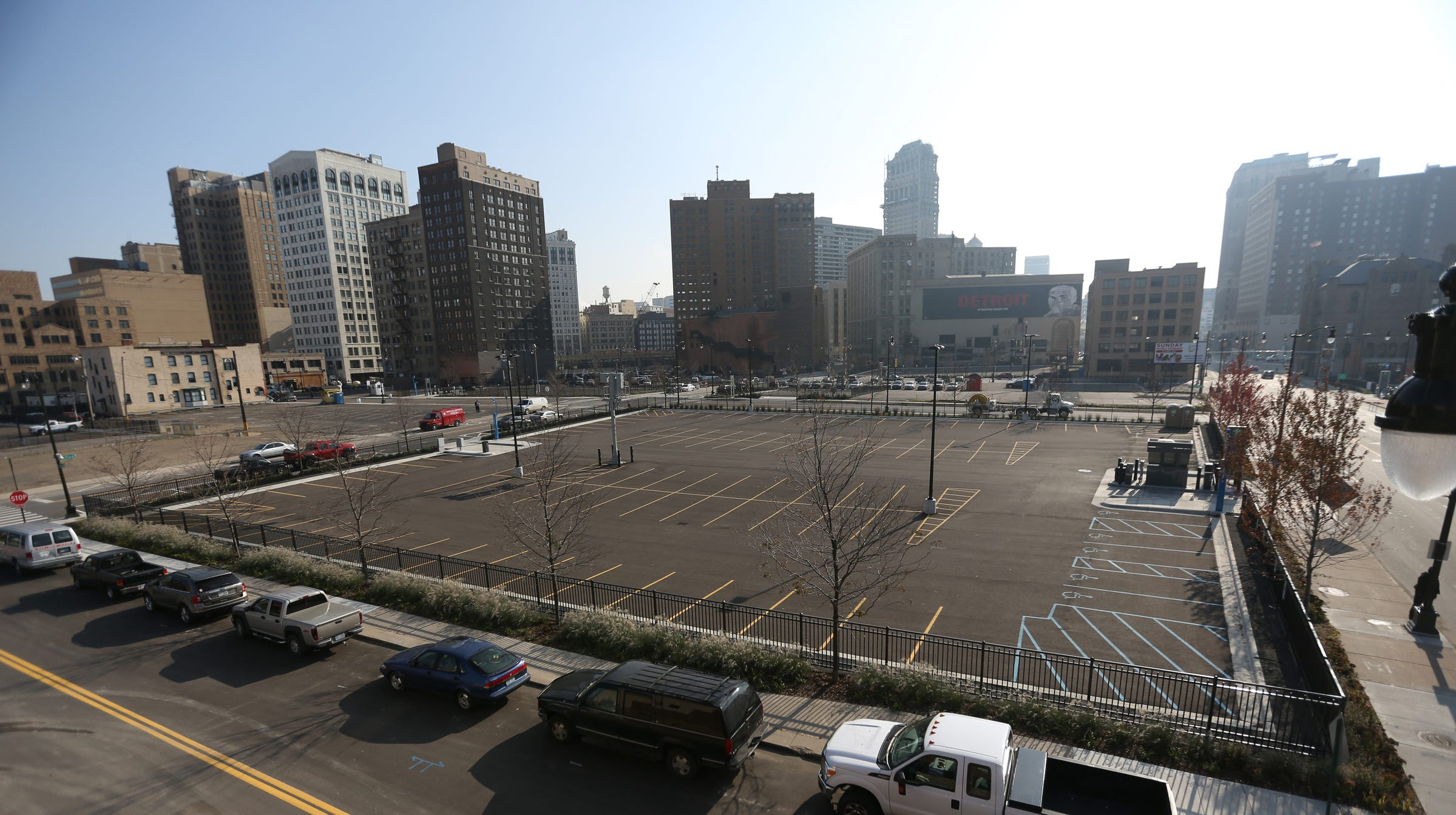 detroit parking lot owners cash in who they are