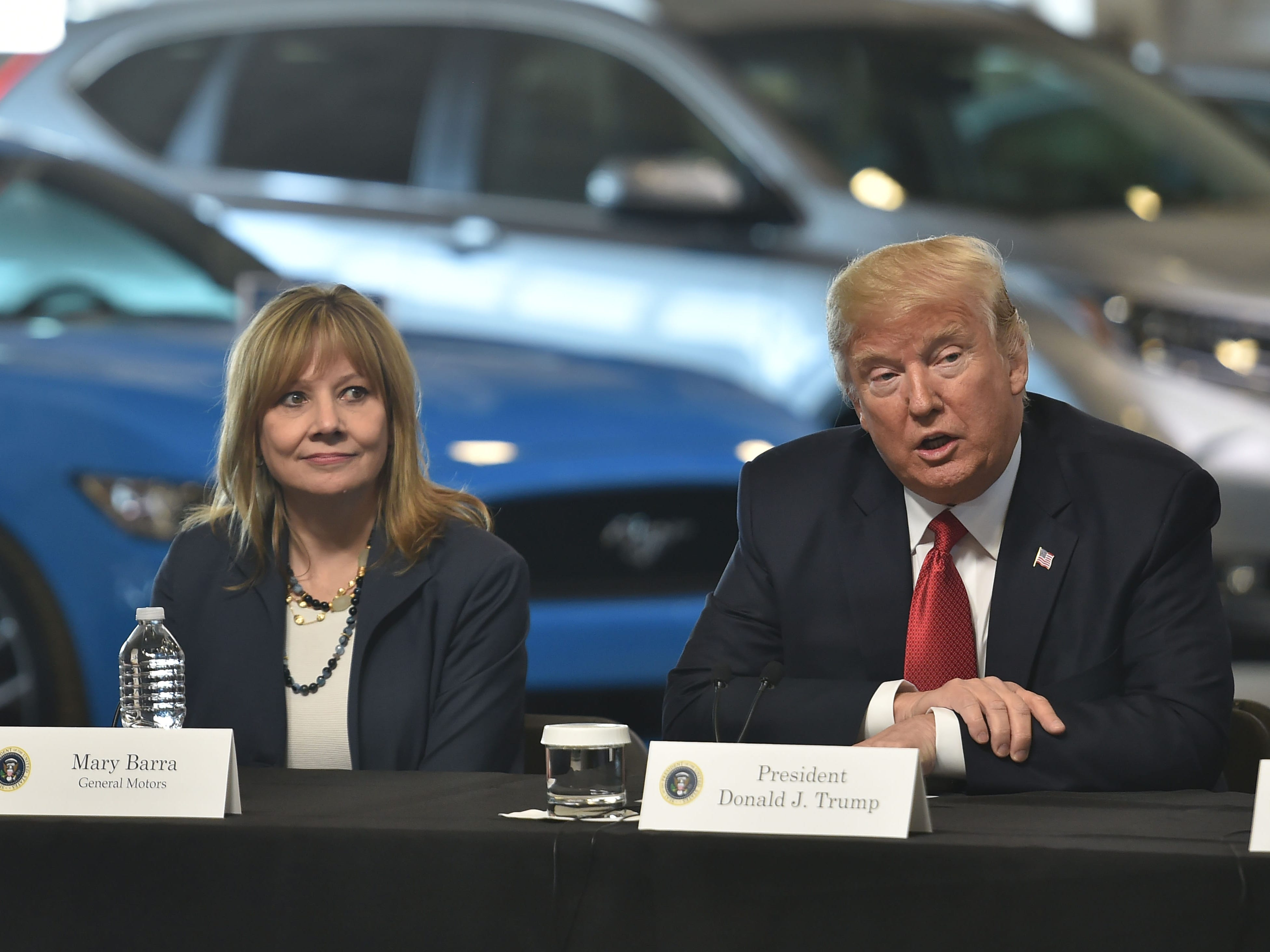 Folks are angry at GM, Mary Barra, but GM can't afford to be bothered