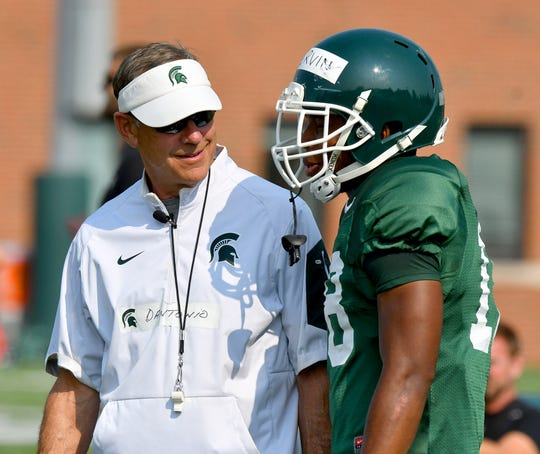 Bowl preparation will offer an opportunity for Michigan State to take a look at freshmen such as cornerback Kalon Gervin (right), a former Detroit Cass Tech standout.