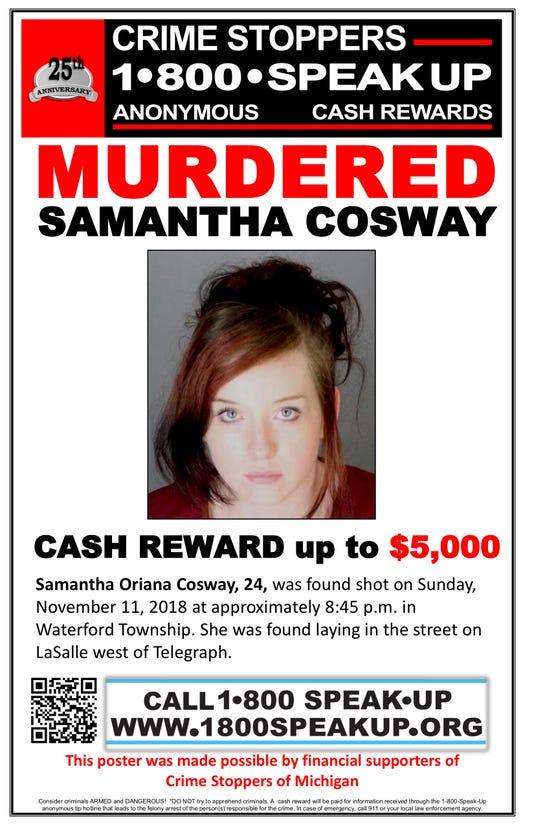 Cosway Samantha