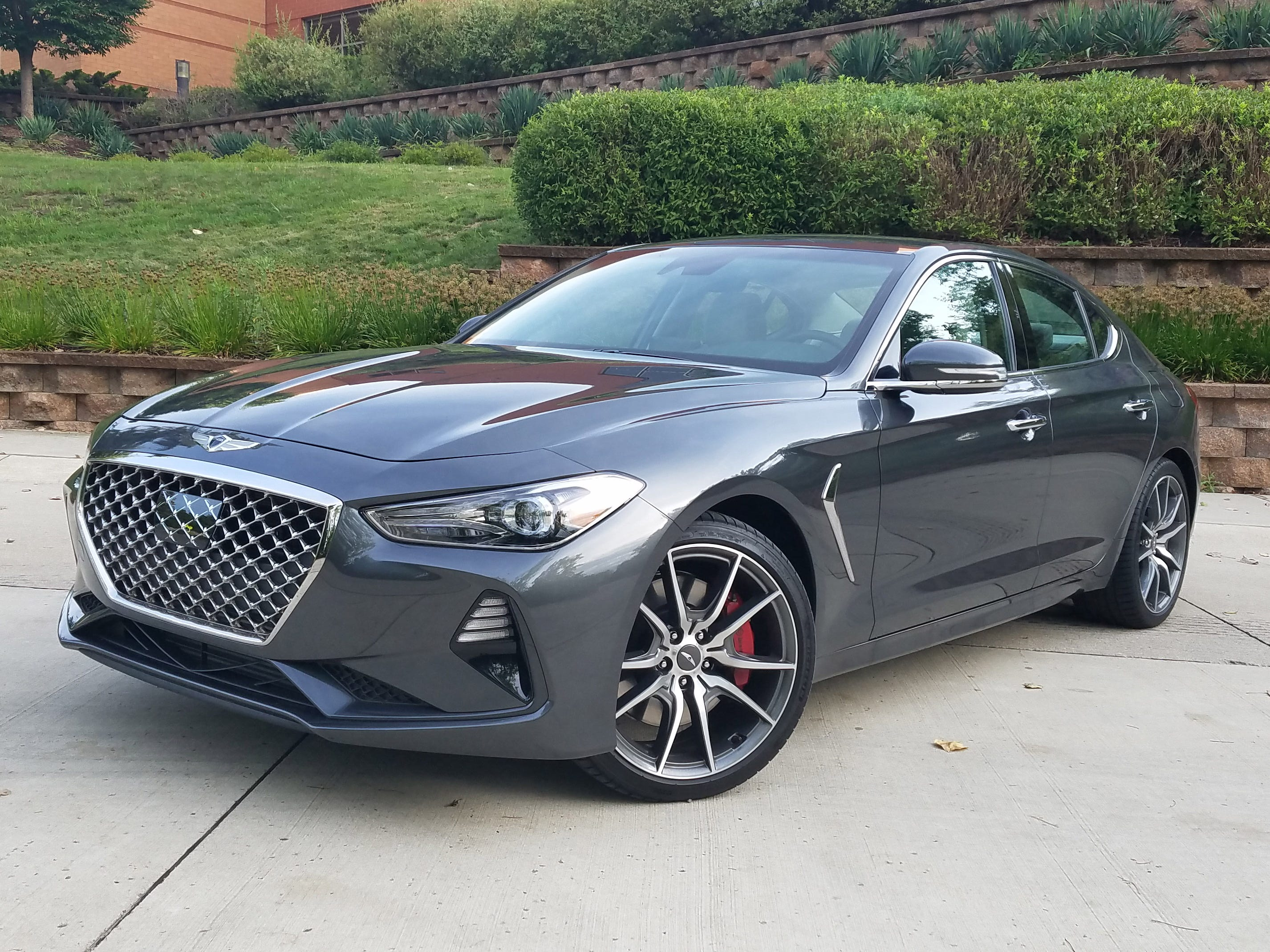 The winners have been announced for the 2019 North American Car, Utility and Truck of the Year.  The  Car of the Year is the 2019 Genesis G70, seen in the Sport model with a manual transmission.
