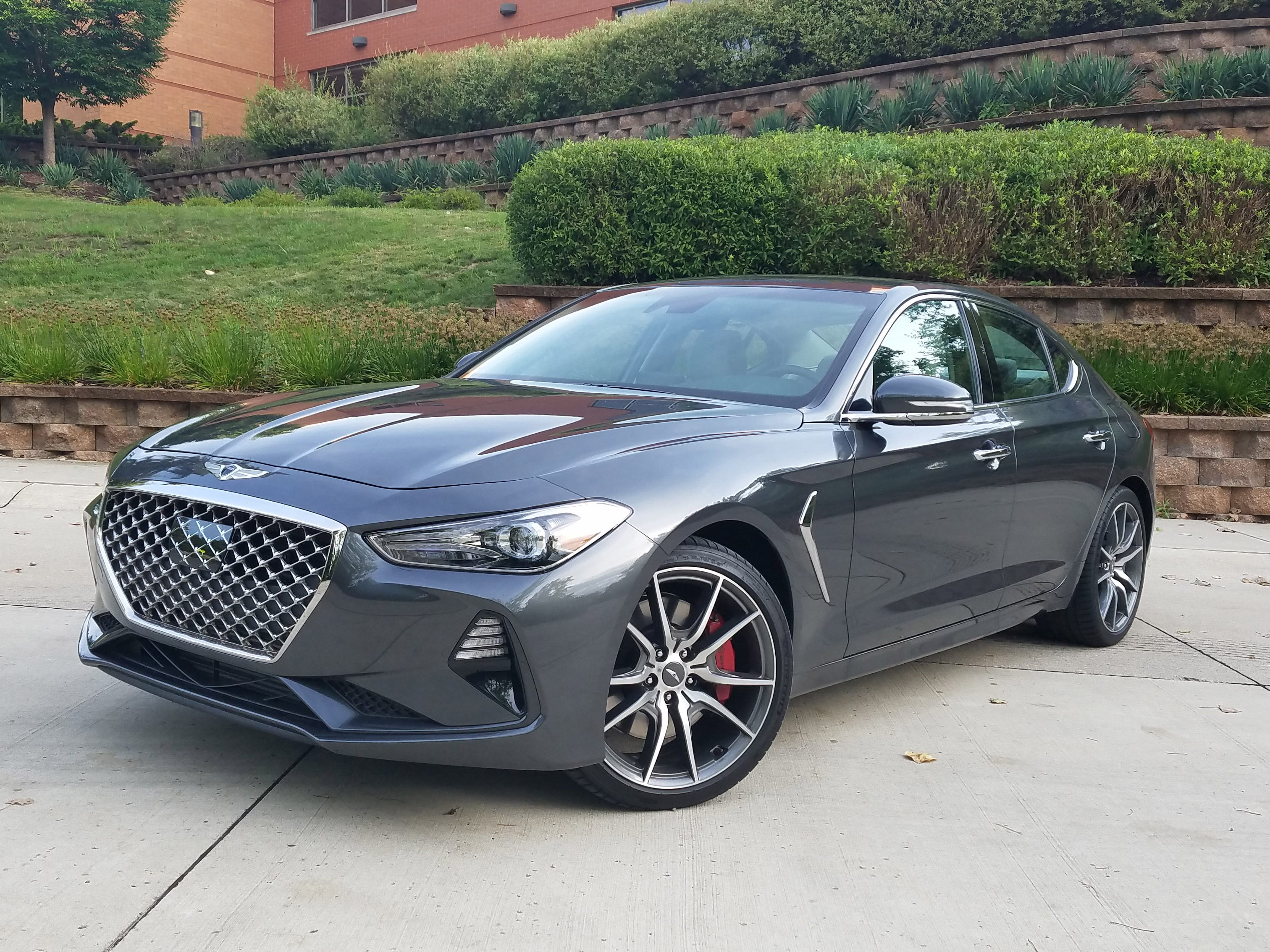 The finalists have been announced for the 2019 North American Car, Utility and Truck of the Year.  Car of the Year nominees include the 2019 Genesis G70, seen in the  Sport model with a manual transmission.