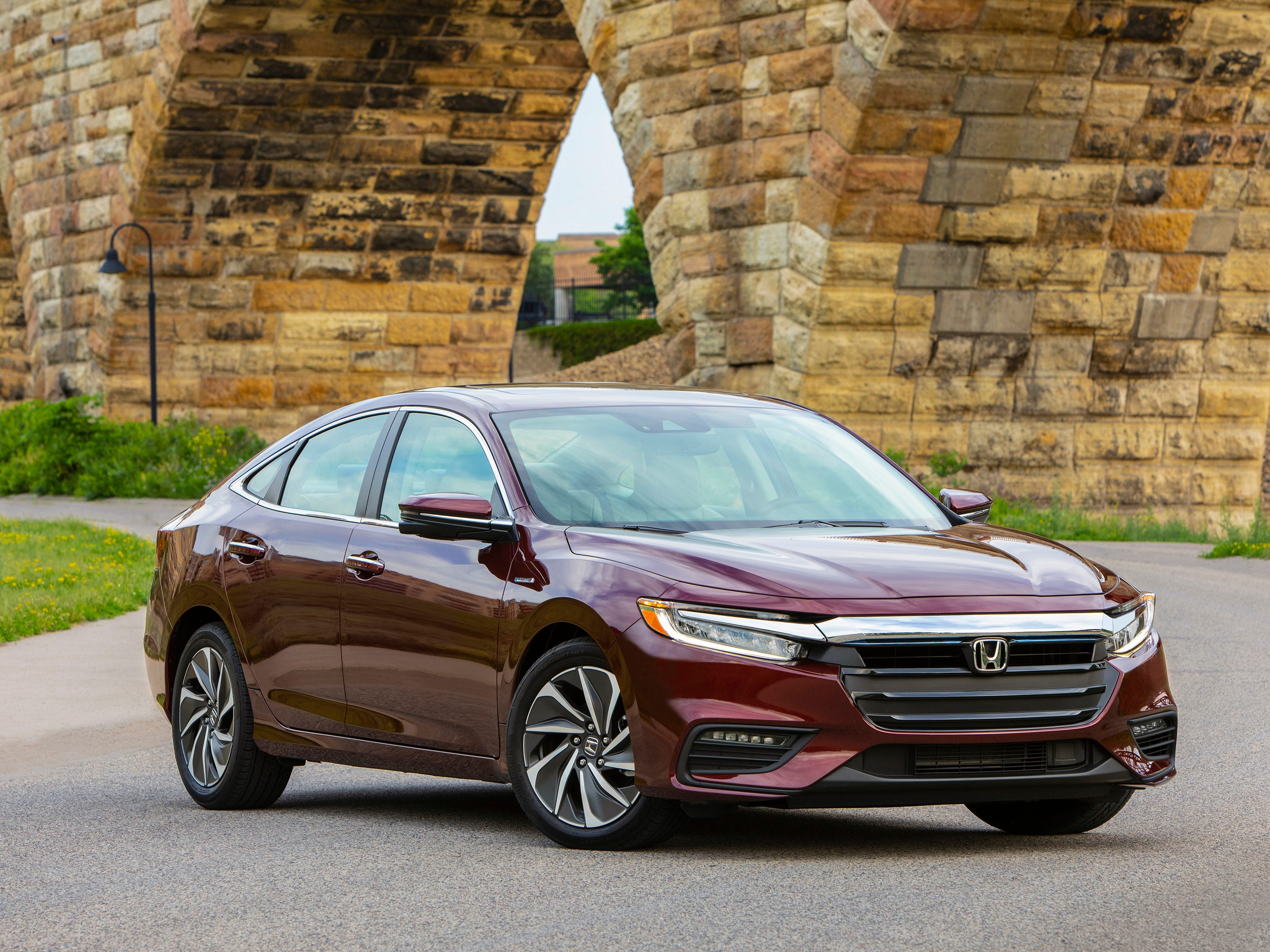 Car of the Year nominee: The 2019 Honda Insight.