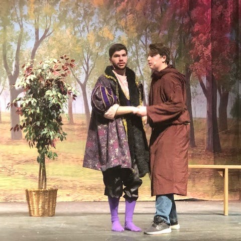 Is there life after Romeo and Juliet? SMSA to perform 'sequel' to Shakespeare play