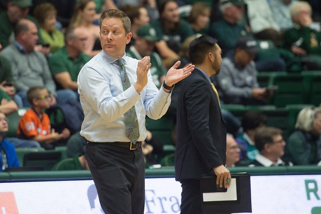 Niko Medved and the CSU men's basketball team secured a commitment from a center from Minnesota Jacob Jennissen on Friday.