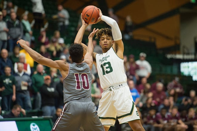 CSU guard/forward Lorenzo Jenkins announced Tuesday that he's leaving the program. He started the first eight games of the season, but hasn't played in the last four.