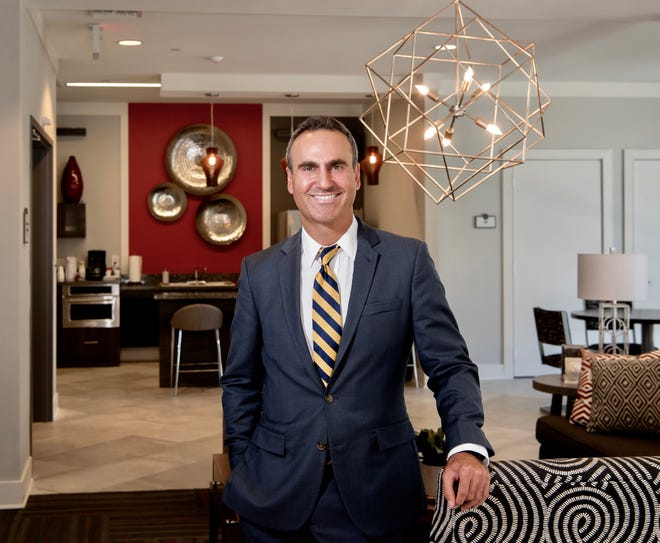 Matthew Rieger is the President & CEO of Housing Trust Group.