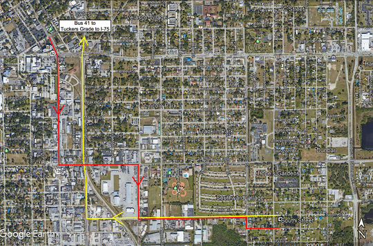 Residents on and near South Street and Fort Myers can expect heavy truck and equipment activity on these routes as the city excavates and removes some 30,000 tons of contaminated lime sludge that's been standing in its old landfill for half a century.