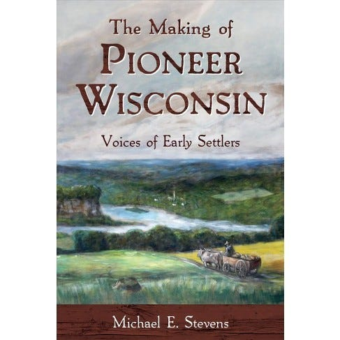 At the Brown County Library: Pioneering people, history books