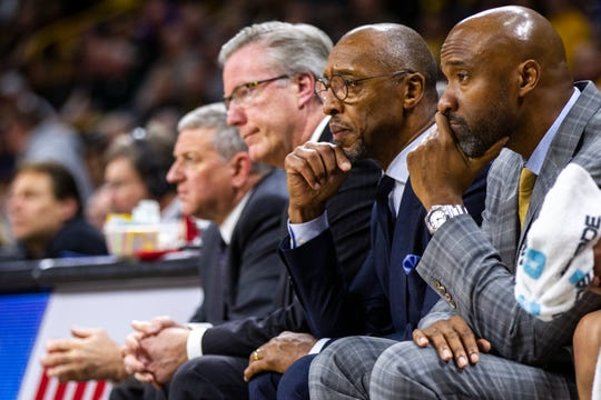 Iowa coach Fran McCaffery is contracted to earn $14.4 million over the final five years of his contract, as opposed to $12.25 million had Iowa not reached this year's NCAA Tournament.