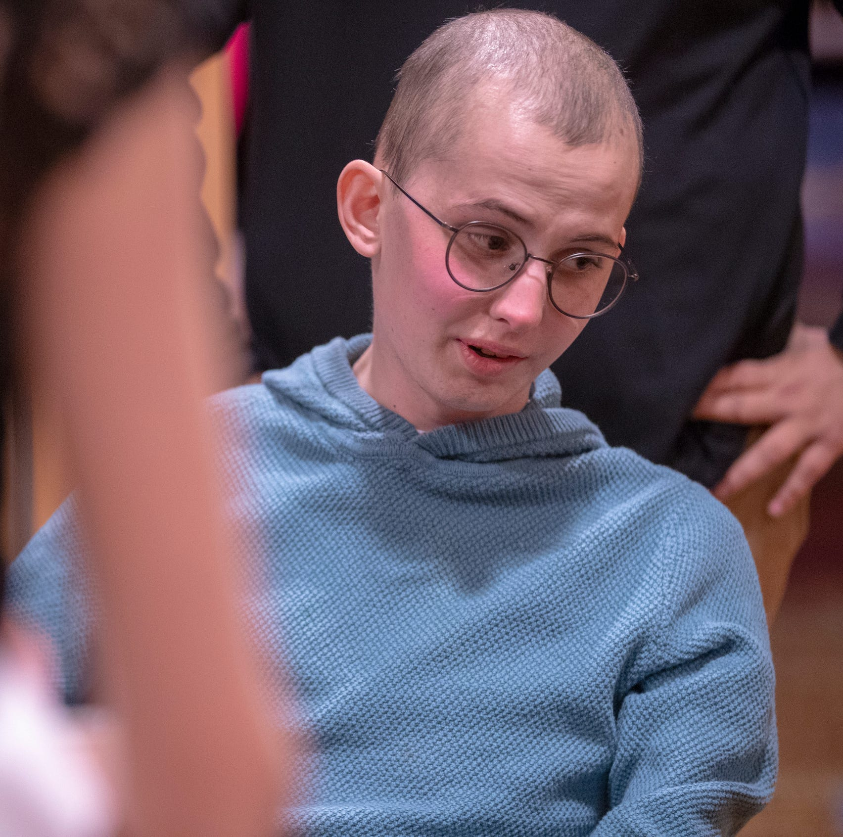 Tyler Trent the super cancer patient: He donated his tumor for research