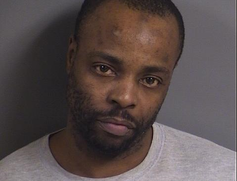 Police arrested Lavail Anthony Drain, 40, after he allegedly hit a woman in the face three times and tore out her hair Wednesday, Nov. 28, 2018.