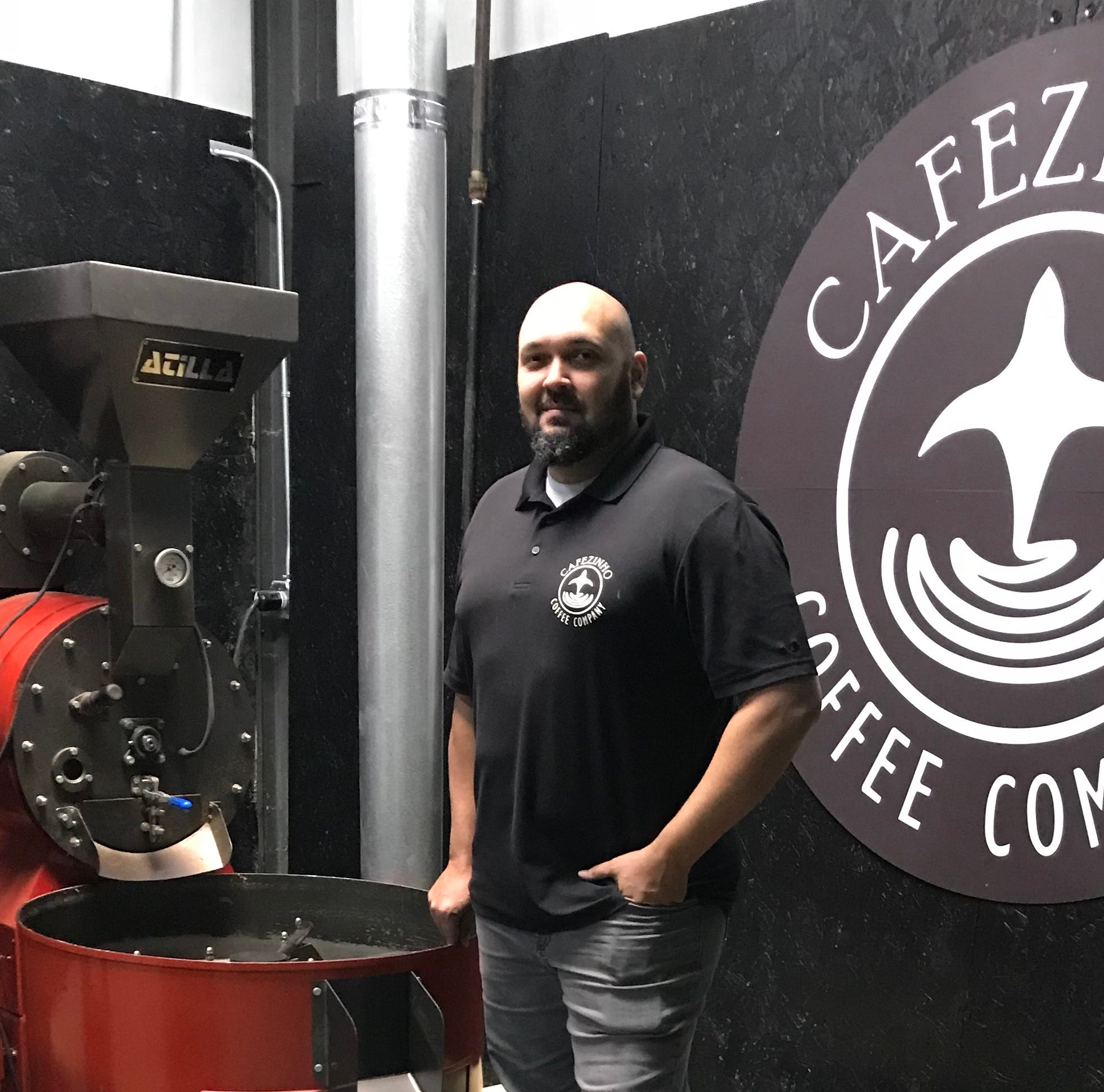 This Clinton coffee shop has a new way to serve up its brew
