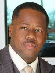 Jackson Councilman Aaron Banks