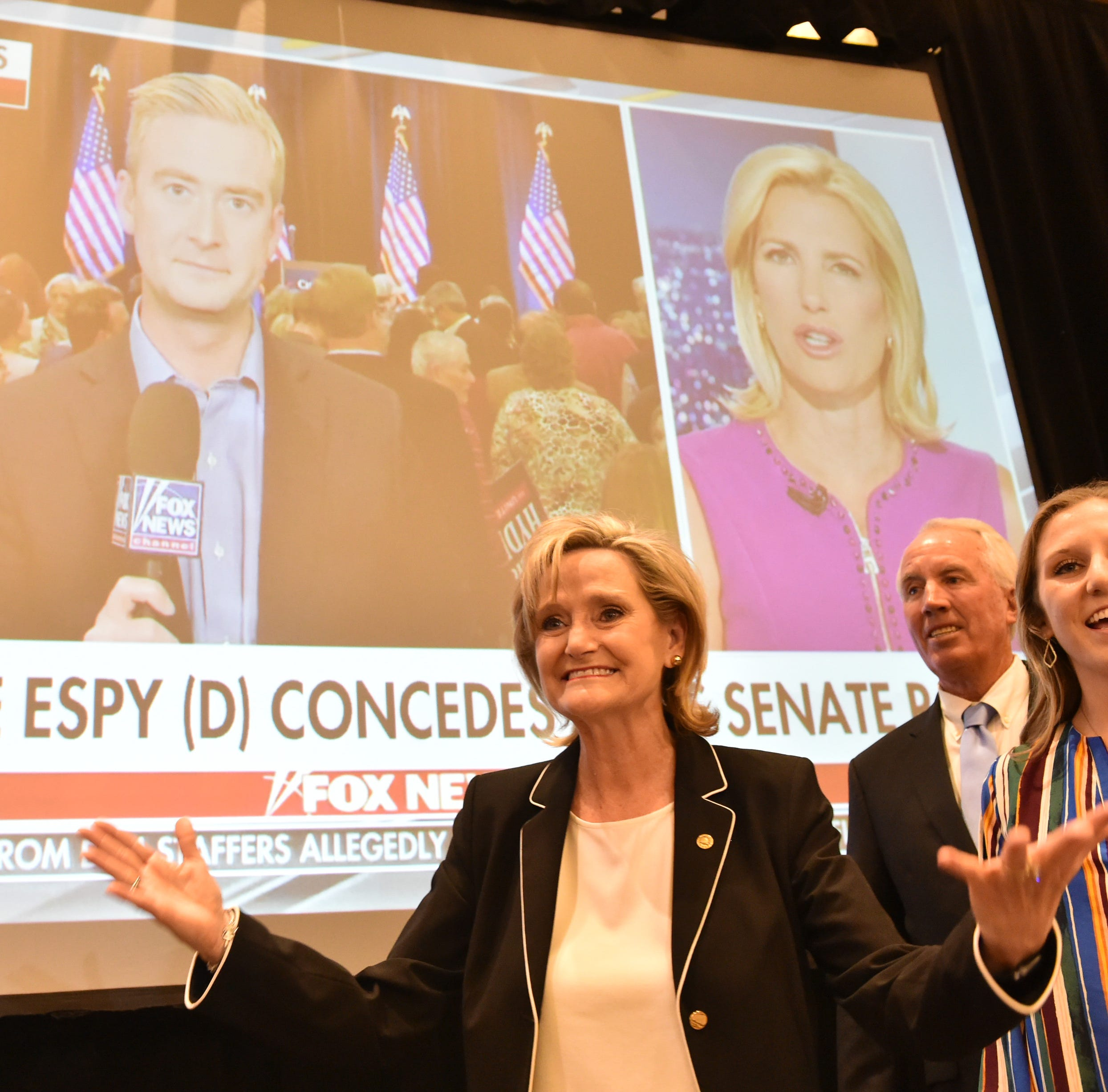 Hyde-Smith more than 'girl senator from Mississippi.' That's why hanging comment mattered.