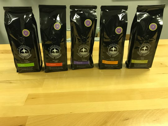 Cafezinho Coffee Company produces several kinds of coffee.