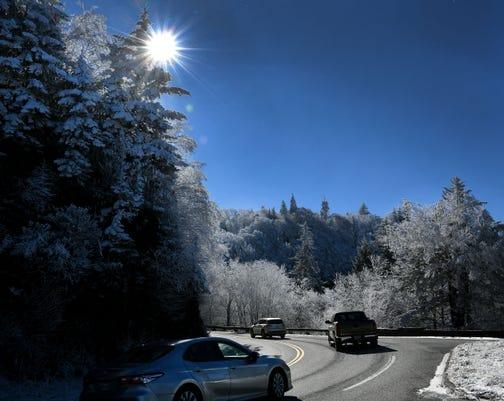 Mountain Snow 07