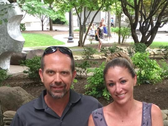Travis and Mitzi Fuller of Powell have learned to appreciate the good times.
