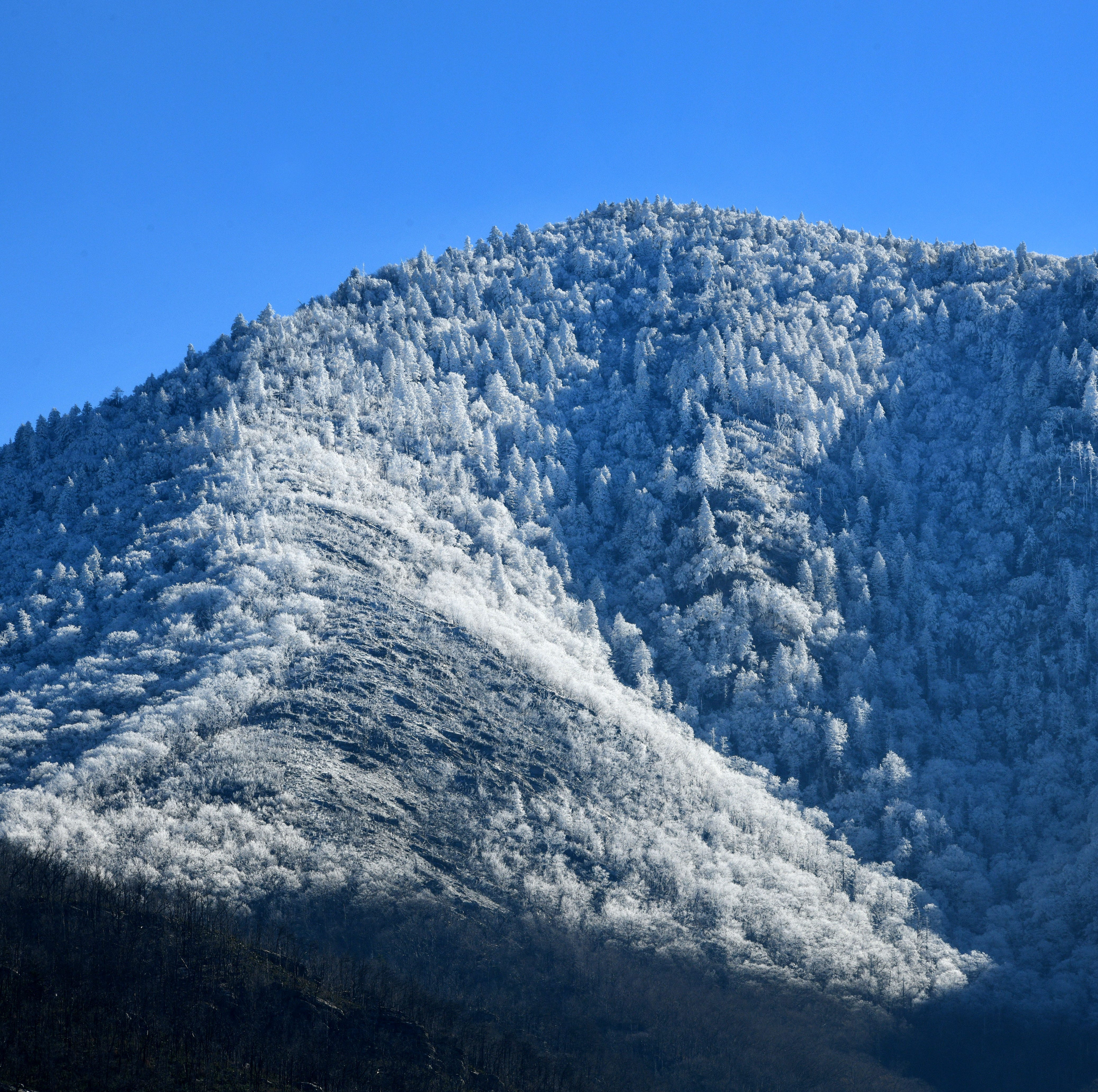 Snow flurries in forecast for East Tennessee; Morgan County Schools delayed