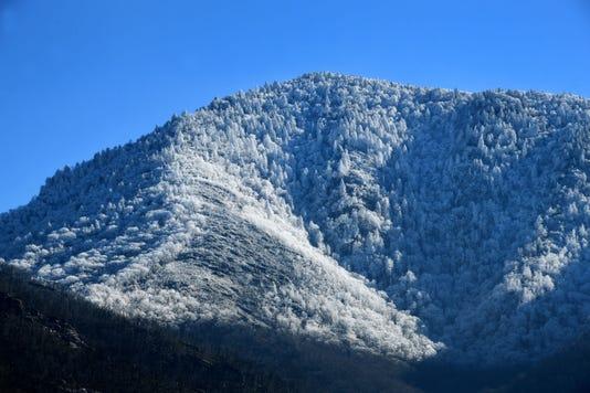 Mountain Snow 28