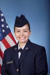 U.S. Air Force Airman Alexis A. Gavorcik
