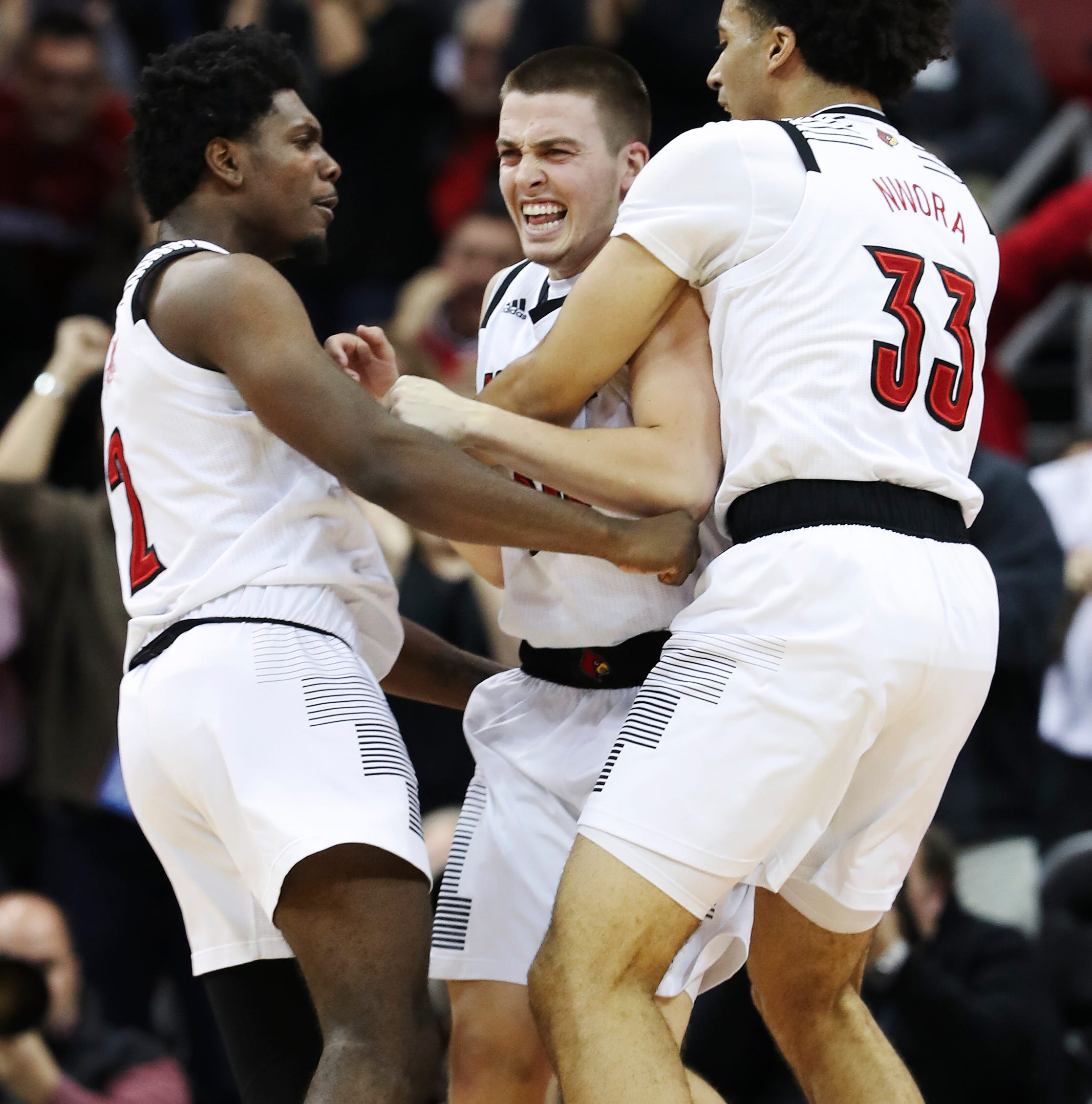 Louisville basketball won't let inexperience hold it back in NCAA Tournament