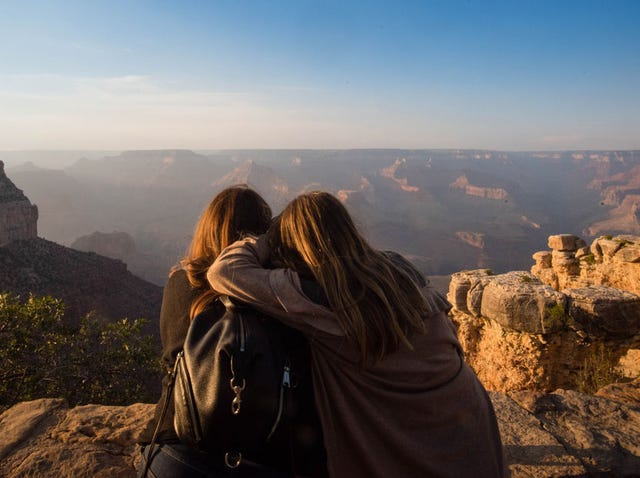 Suicide: My mom took her life at the Grand Canyon – and I