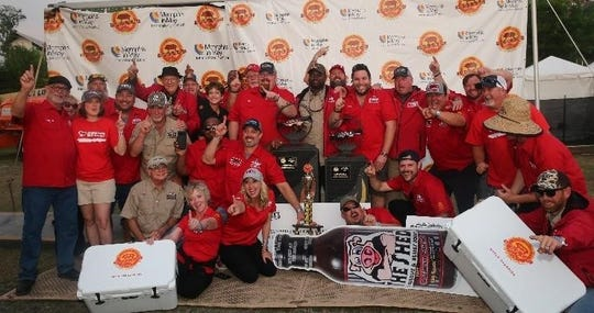 Think you make the best 'que around?  Team registration for the Memphis in May World Championship Barbecue Cooking Contest is now open. Submission deadline is Feb. 15, 2019.