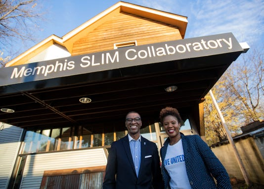 The Power Couple Working To Empower Memphis Out Of Poverty