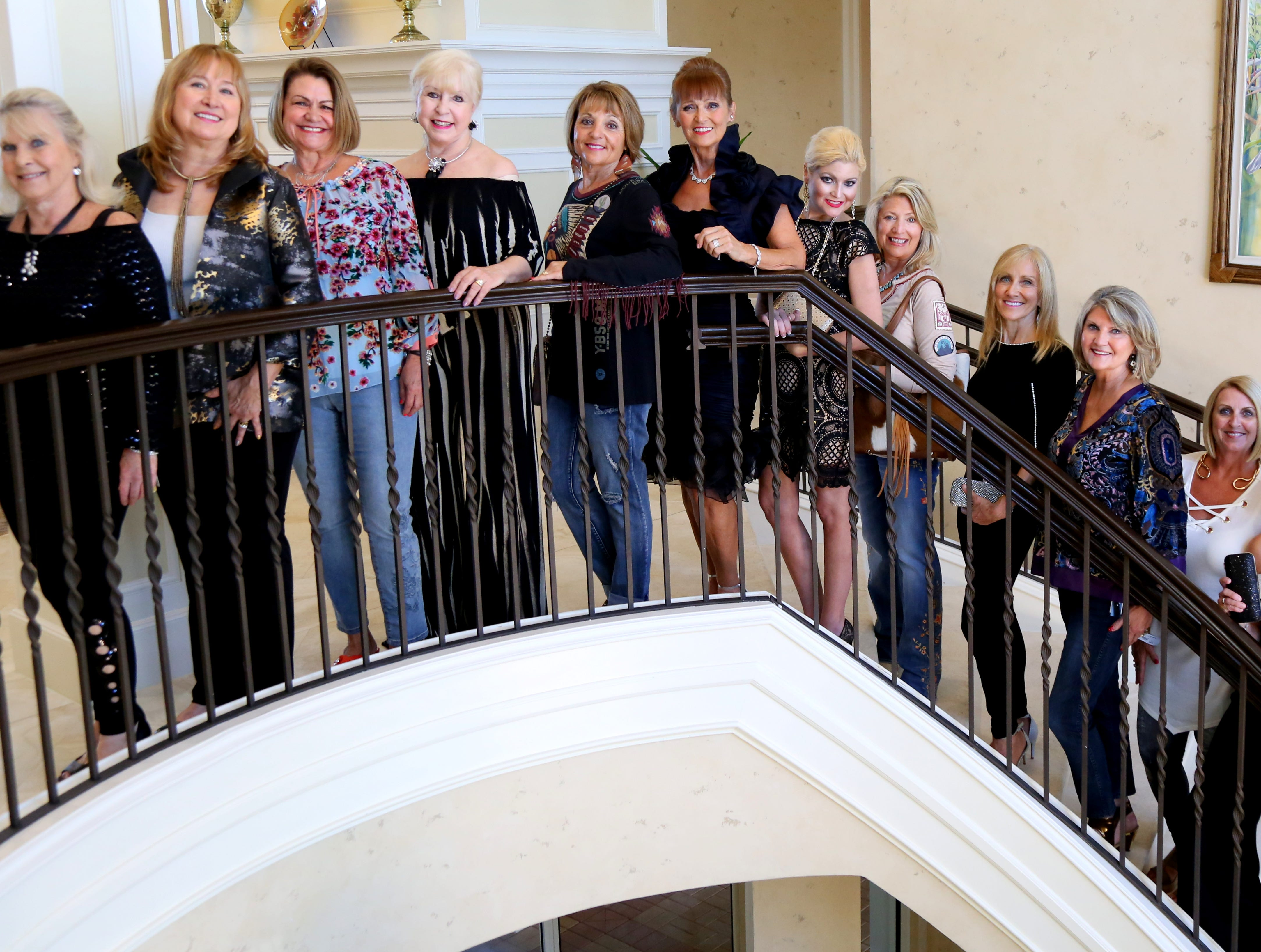 Photos: New members join the Newcomers Club of Marco Island