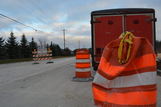 Northview Road Construction Delay Main Image