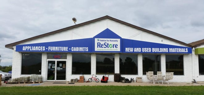 The current Germantown ReStore sits at W188 N10707 Maple Road. Throughout December, it will move to its new location on Commerce Circle.