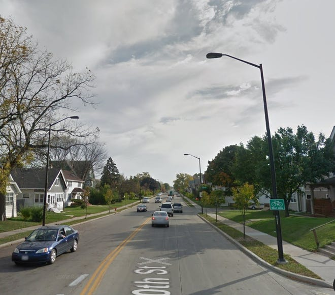 In the 1400 block of South 60th Street, a man entered a home, put a gun to the head of a 68-year-old man living there and stole cash, his wallet, cellphone and debit card.