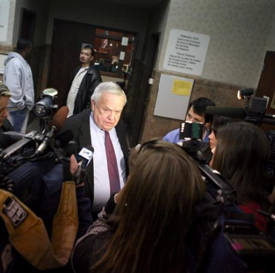 Gerry Boyle, lawyer who represented Jeffrey Dahmer, facing bank foreclosure on his Mequon home
