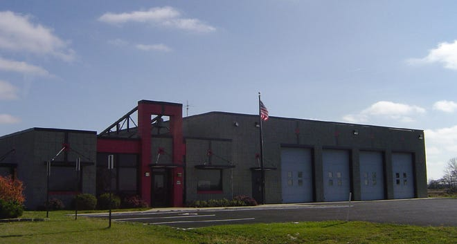 Fire station 4 sits at W134 N8777 Executive Parkway. It is normally staffed by two people 24/7 but couldn't get staff on Nov. 21.