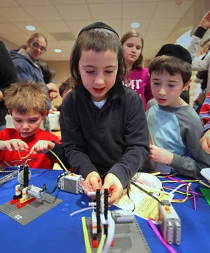 Guests can enjoy plenty of fun activities at the Harry & Rose Samson Jewish Community Center's annual Hanukkah celebration. This year's event is Monday, Dec. 3.