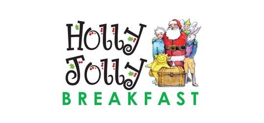 Holly Jolly Breakfast is Saturday.