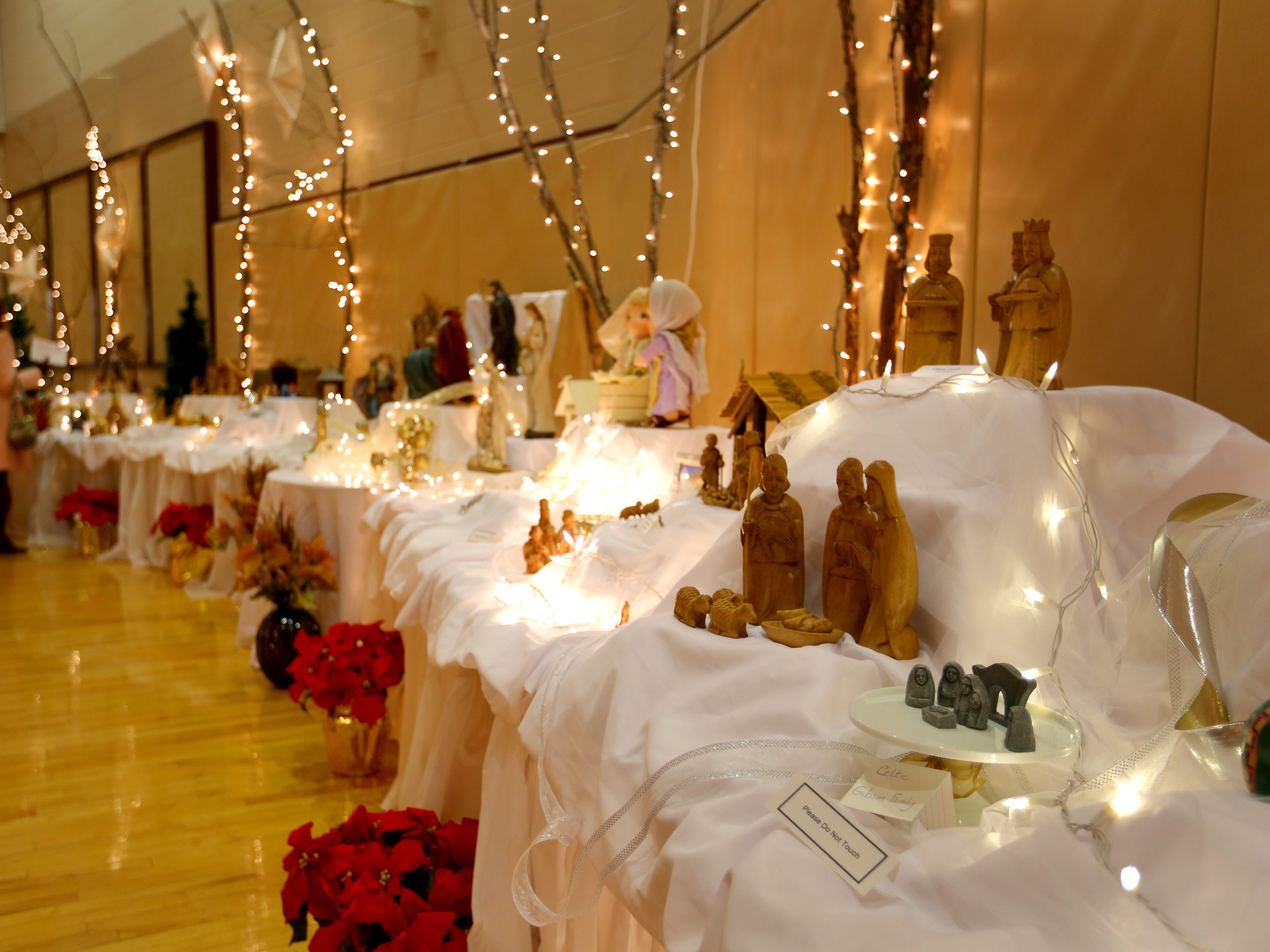 More than 300 nativities will be on display at the The Church of Jesus Christ of Latter-day Saints in Morristown Nov. 30 to Dec. 2, 2018.