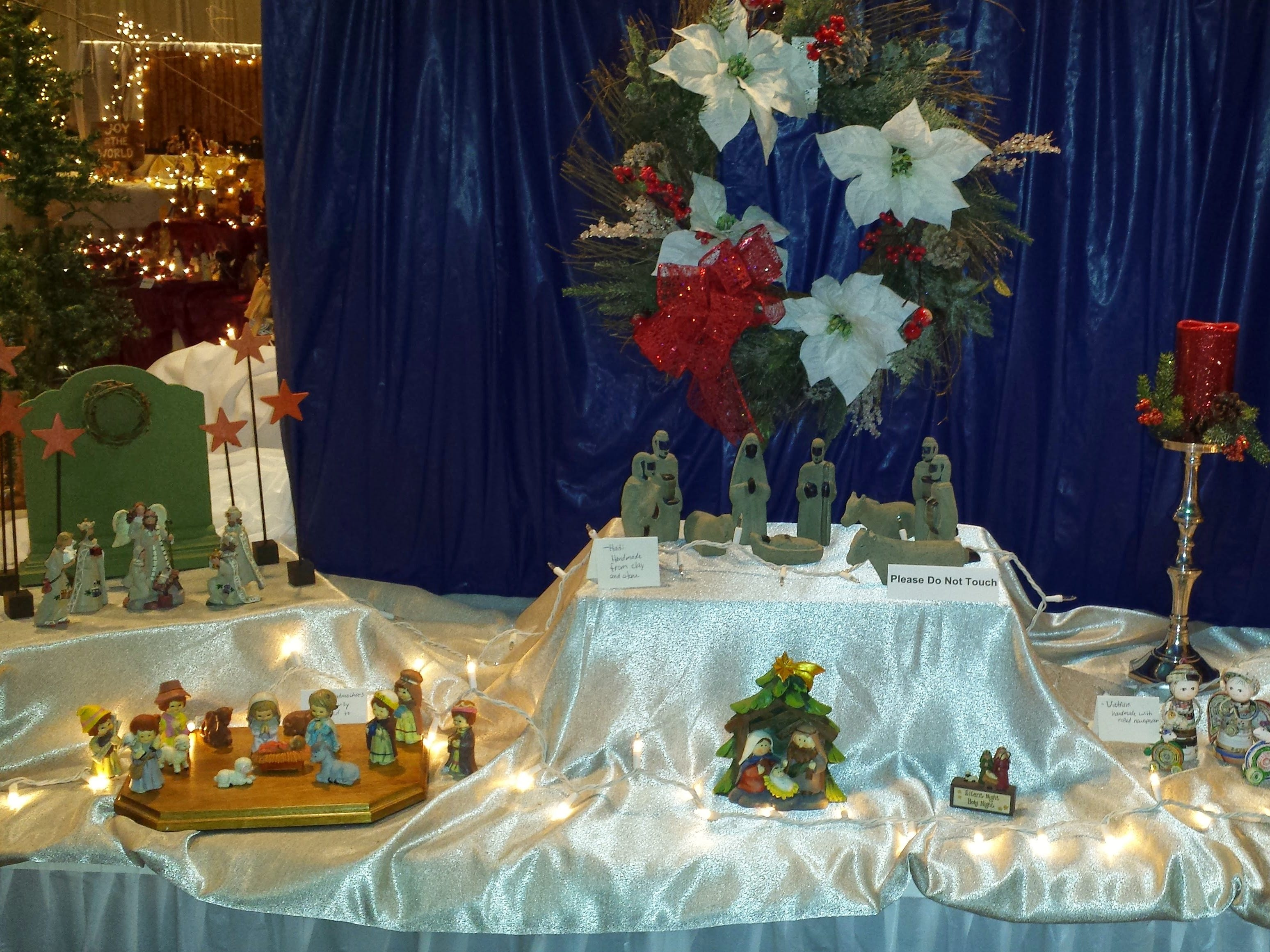 More than 300 nativities will be on display at The Church of Jesus Christ of Latter-day Saints in Morristown Nov. 30 to Dec. 2, 2018.