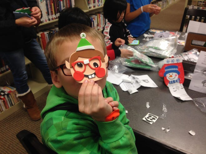 The Christmas Open House for the popular Pike Road Branch Library is set for Dec. 5, from 4 p.m. until 5:30 p.m.