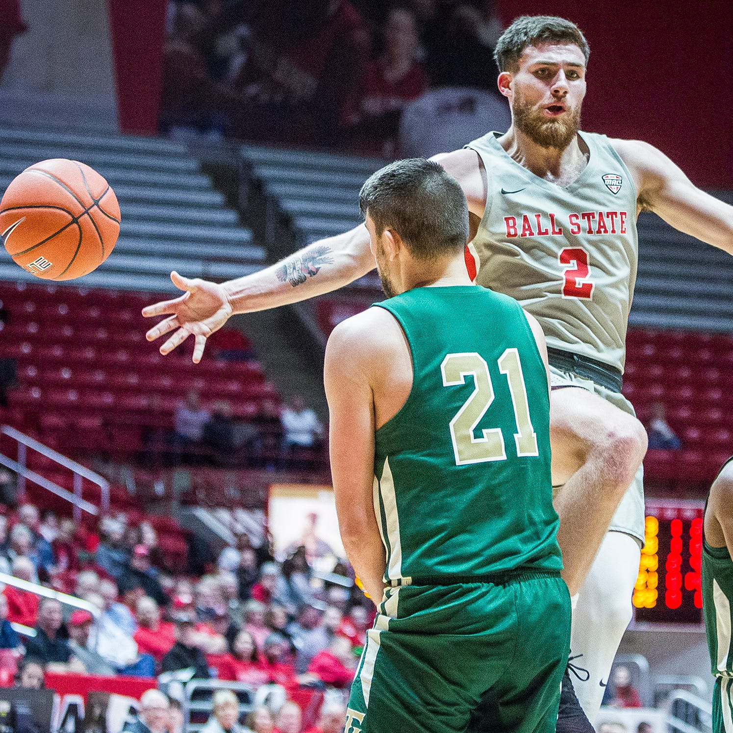 Notes: Tayler Persons playing for big money at Final Four; Ball State baseball nationally ranked