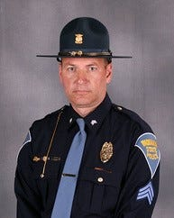 Indiana State Police First Sgt. John. R. Petro