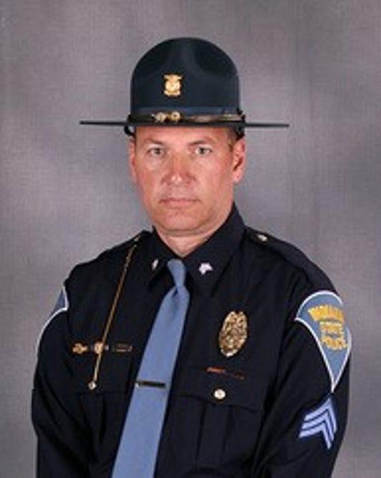 Isp First Sergeant John R Petro