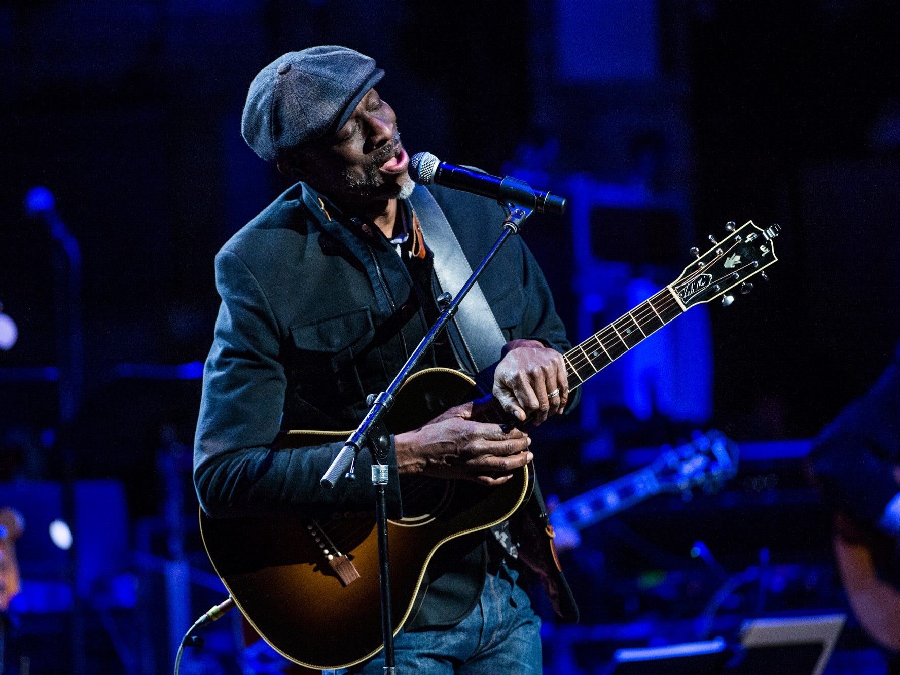Dec. 1 OPRY AT THE RYMAN WITH KEB' MO': 7 and 9:30 p.m. Ryman Auditorium, $40-$99, ryman.com