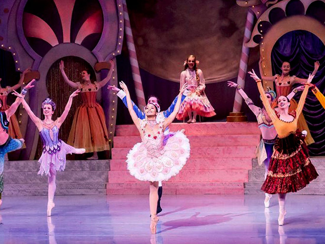 Dec. 1 NASHVILLE'S NUTCRACKER: Through Dec. 23, TPAC's Jackson Hall, $40-$98, tpac.org