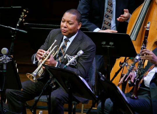 Wynton Marsalis will perform Dec. 7 at Schermerhorn Symphony Center.